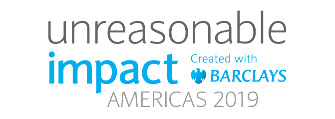 Unreasonable Impact Americas 2019