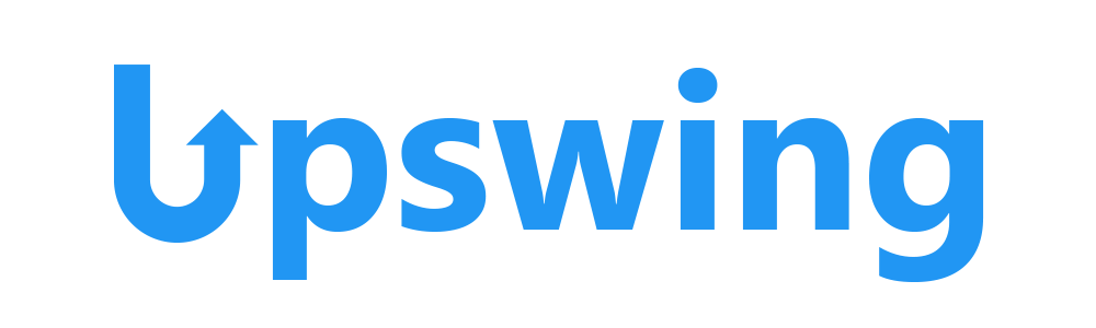 Logo for Upswing