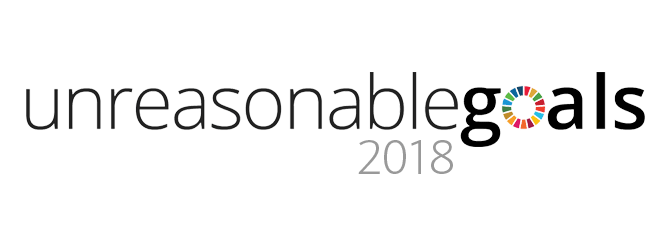 Unreasonable Goals 2018