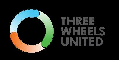 Logo for Three Wheels United