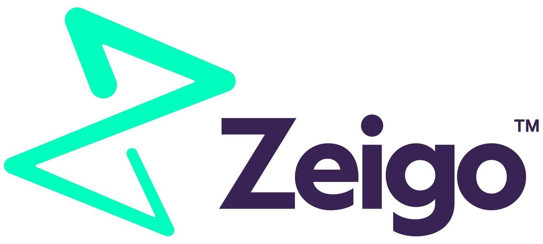 Logo for Zeigo