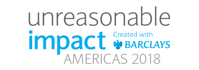 Unreasonable Impact Americas 2018