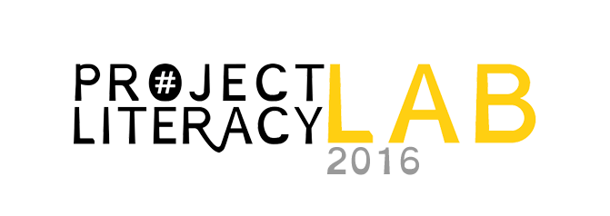 Project Literacy Lab 2016