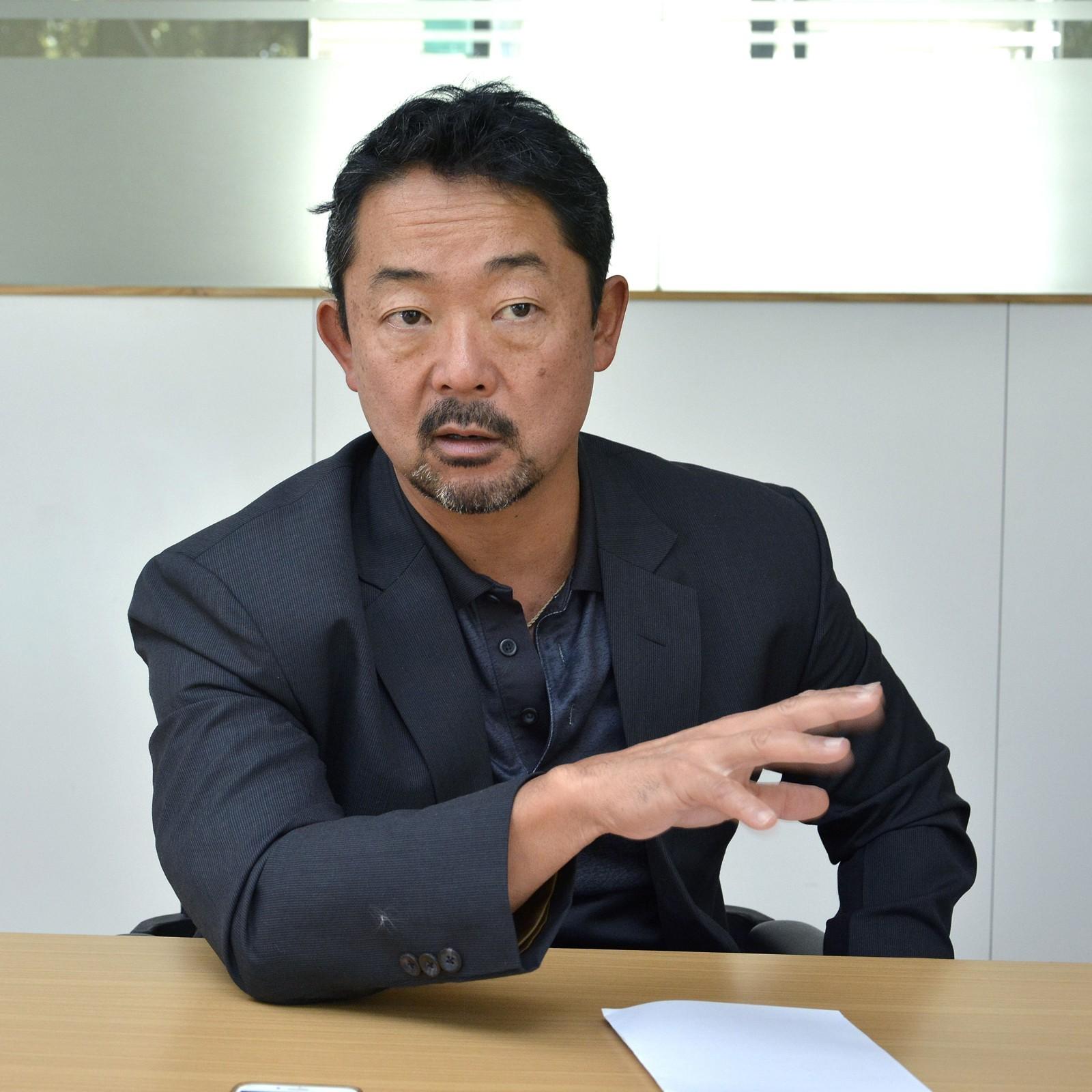Photo of Dr. Kit Miyamoto