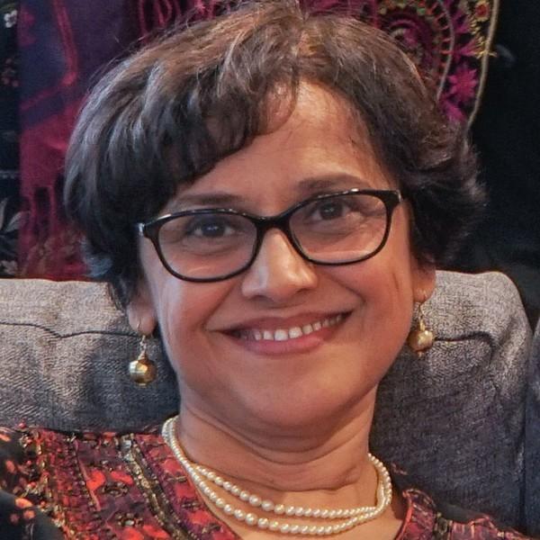 Photo of Aruna Bhinge