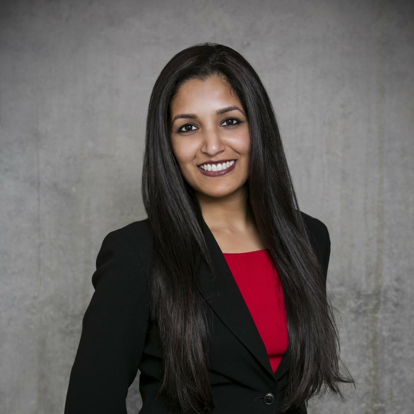 Photo of Meena Sankaran