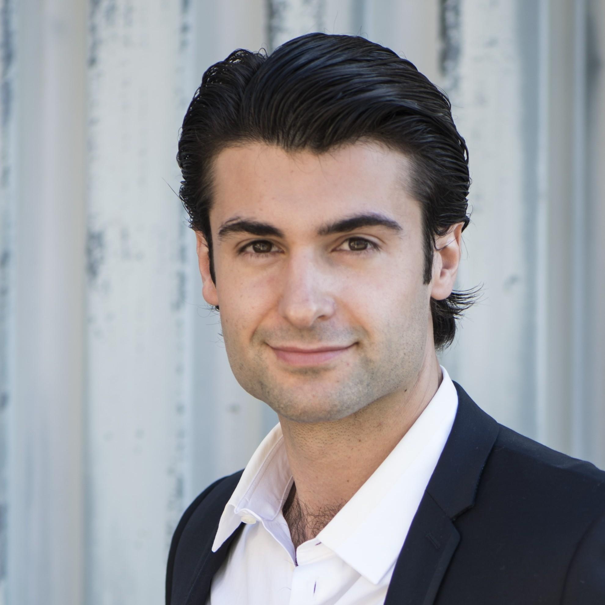 Photo of Nicholas Flanders