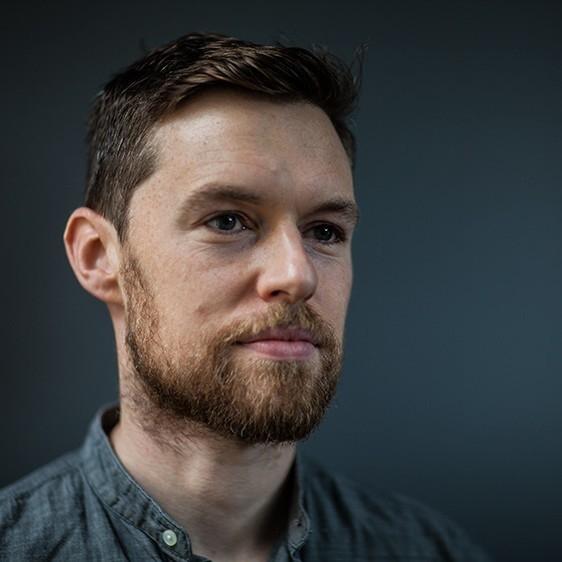Photo of Martin McAllister
