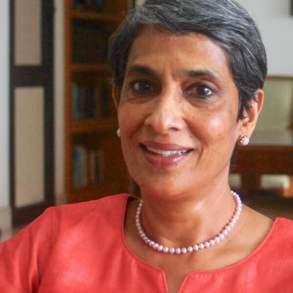 Photo of Meera Vasudevan