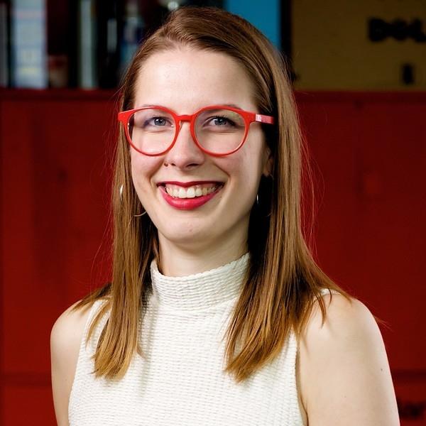 Photo of Solveiga Pakštaitė