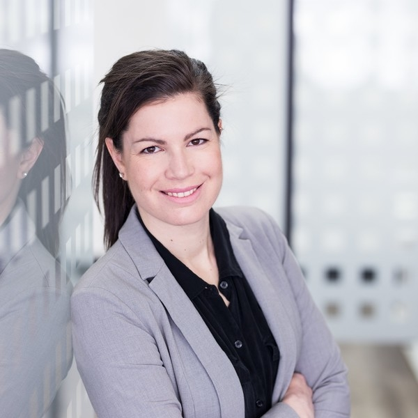 Photo of Valerie Robitaille